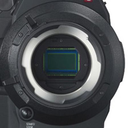 Canon C500 PL Mount