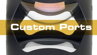 custom ports art