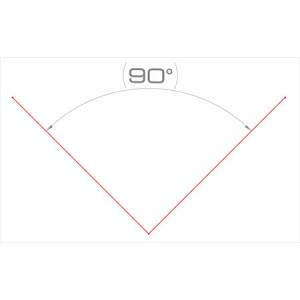 Beam Angle 90 Deg SQR
