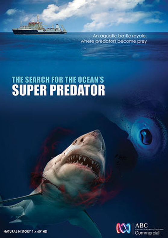 Search for Oceans Super Predator