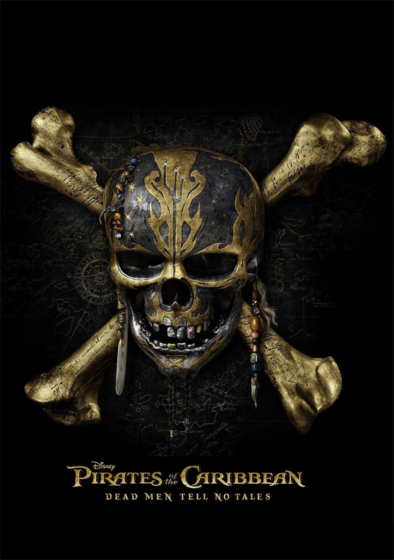 004 — Pirates of the Caribbean — Dead Men Tell No Tales